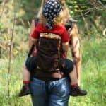 Tragehilfen für Babys