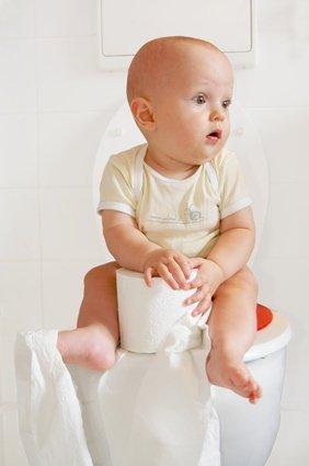 Durchfall bei einem Baby › Babyhelferlein.de