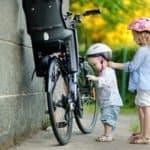 Der optimale Baby-Fahrradsitz