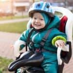 Der optimale Baby-Fahrradhelm