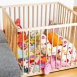 Baby-Laufstall: Spaß für die Kleinsten
